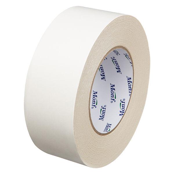 古藤工業 「現場のチカラ」 厚手布両面テープ 0.5mm厚 幅50mm×15m巻 1セット(5巻:1巻×5)