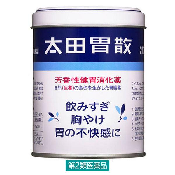 太田胃散  210g