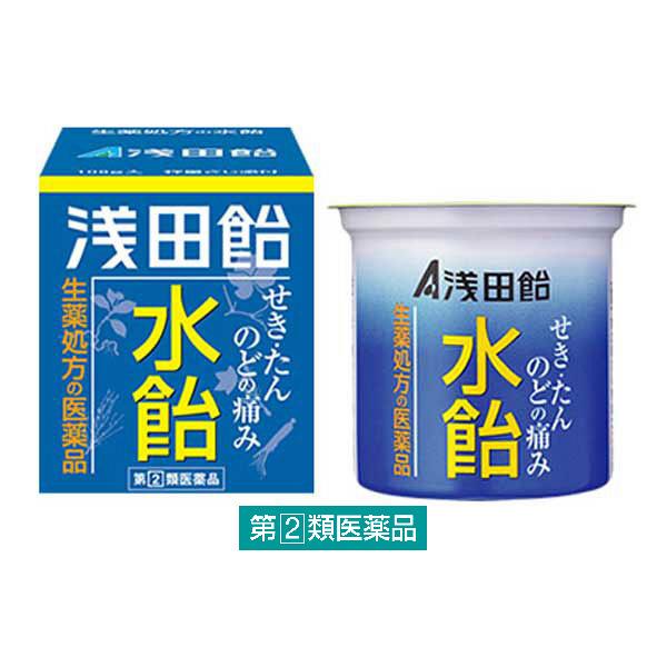 浅田飴水飴 1個(108g入)