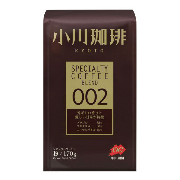 スペシャルティコーヒー 002 170g