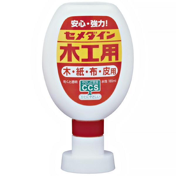 【木工用接着剤】セメダイン 木工用80ml