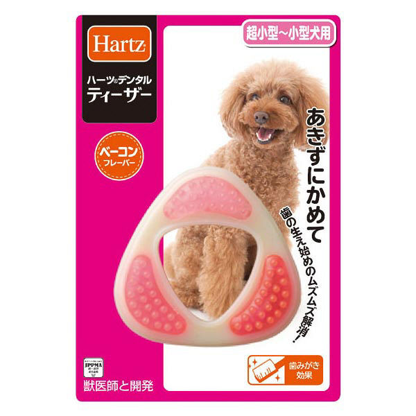 ハーツ デンタル ティーザー 超小型犬~