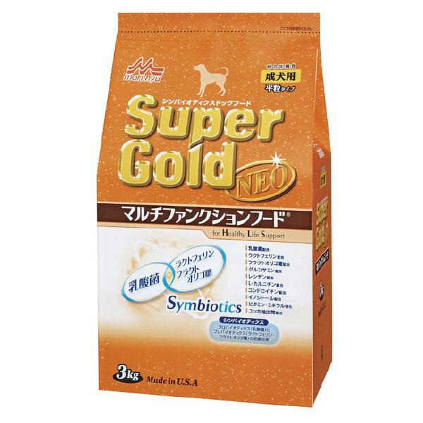 森乳 スーパーゴールドネオ 成犬用3kg
