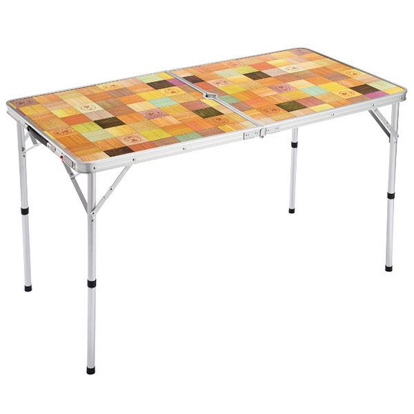 ナチュラルモザイク リビングテーブル