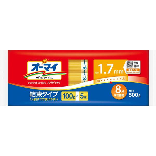 オーマイ 結束スパゲッティ1.7mm