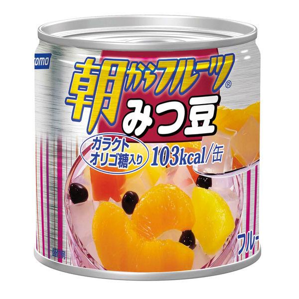 はごろも 朝からフルーツみつ豆190g