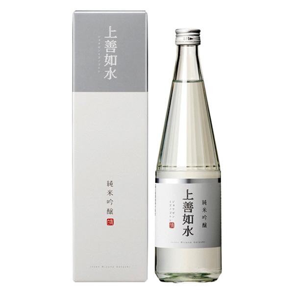 上善如水 純米吟醸 瓶 720ml 白瀧
