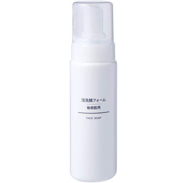 泡洗顔フォーム・敏感肌用 200mL