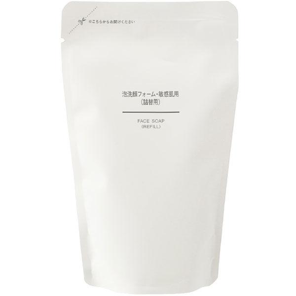 泡洗顔フォーム・敏感肌用(詰替用)