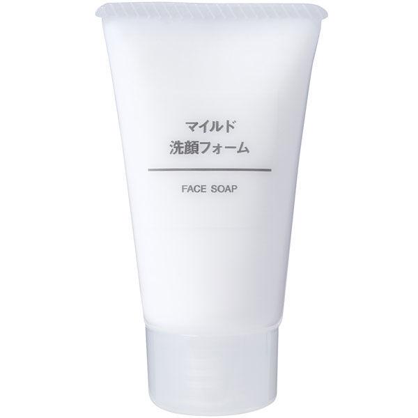 マイルド洗顔フォーム(携帯用) 30g