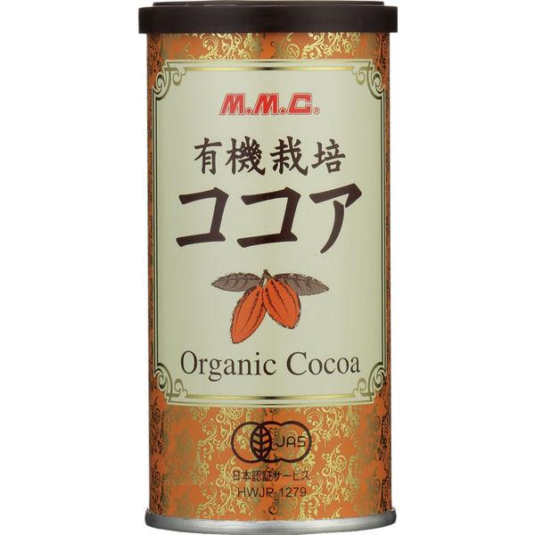 MMC 有機栽培ココア 1缶(100g)