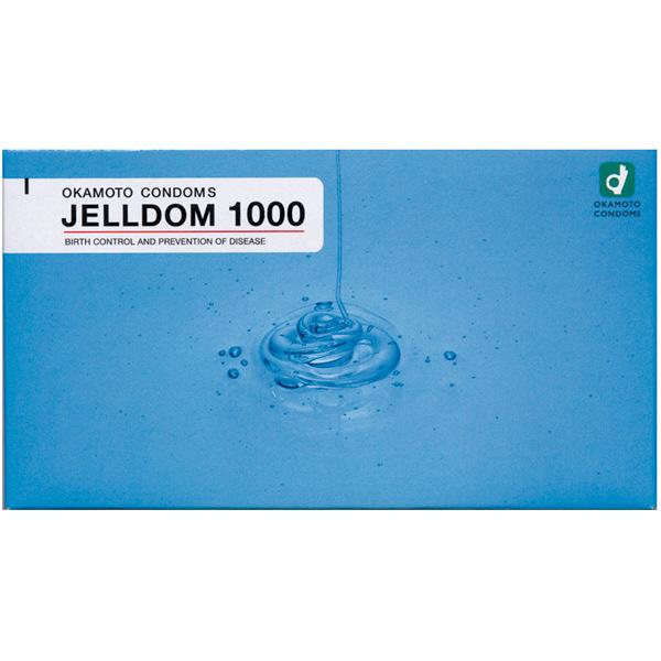 ジェルドーム1000 12個入M