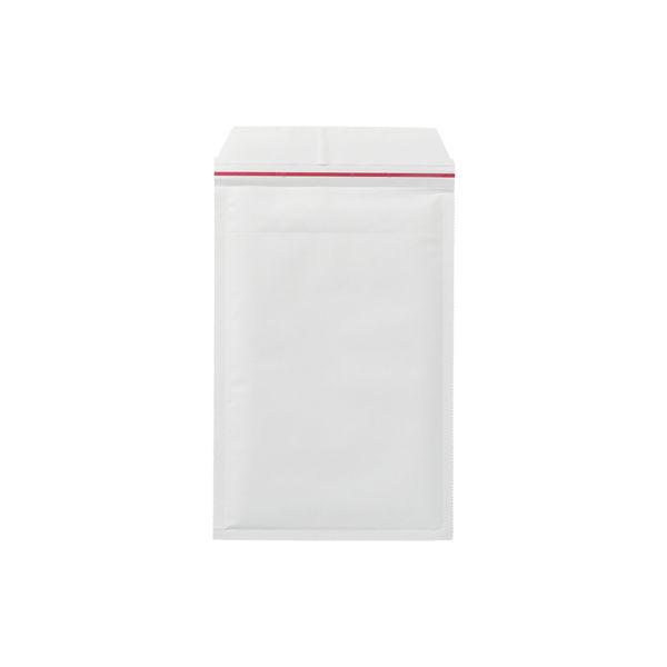 クッション封筒 ジェットメイラー ビデオ・DVD・CD用 白 無地 封緘シール付 1箱(150枚入) ユニオンキャップ