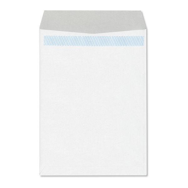 ハート 透けない封筒 ケント紙 テープ付 角2(A4) XEP430 500枚(100枚×5袋)