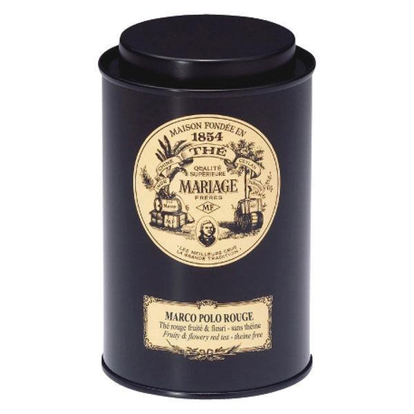 マリアージュフレール ハーブティー マルコ ポーロ ルージュ 1缶 100g
