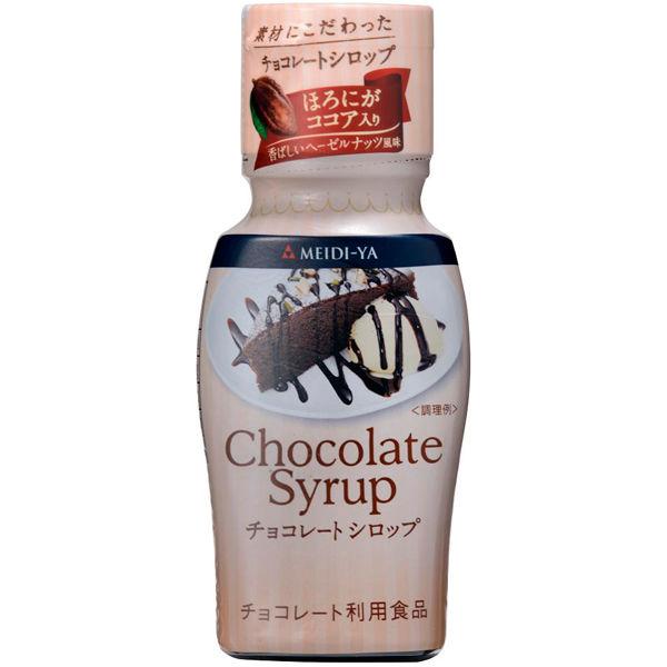 明治屋 チョコレートシロップ 200g