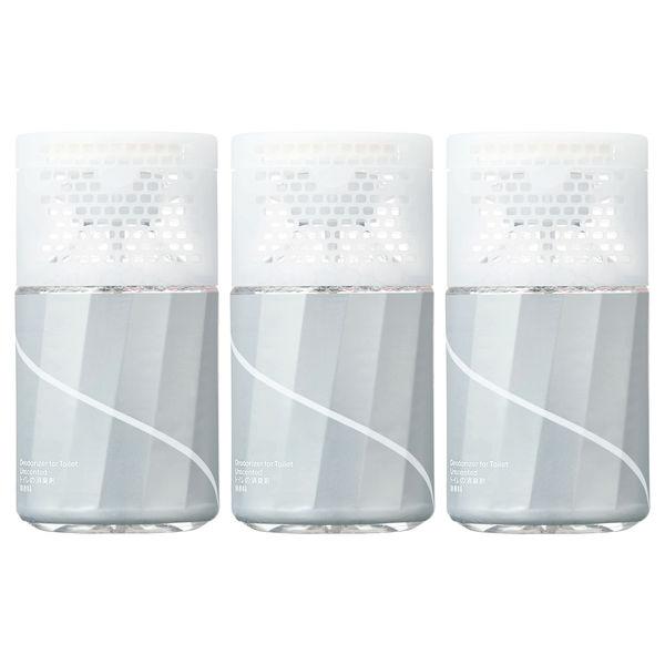 トイレの消臭剤 無香料 3個