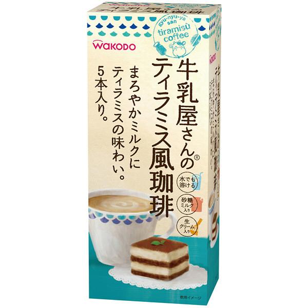 牛乳屋さんのティラミス風珈琲20本