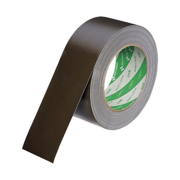カラー布テープ 50mm×25m巻 オリーブドラブ 102N8-50 ニチバン (直送品)