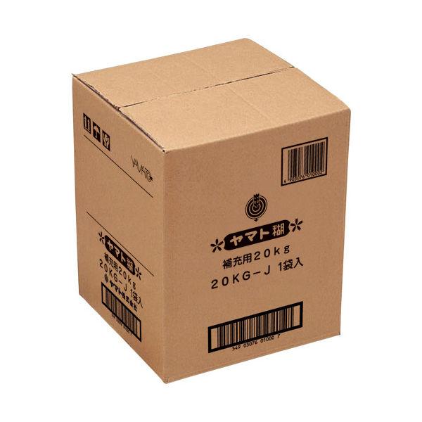ヤマト 実用のり 20kg袋入 20KG-J (取寄品)