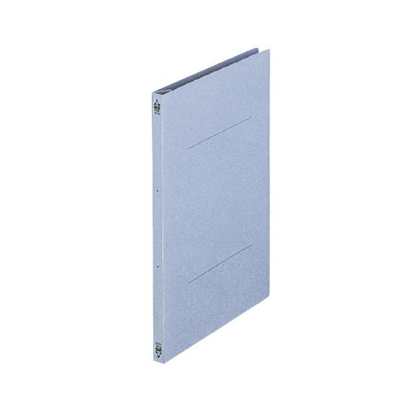 プラス フラットファイル樹脂051FT A4S FL-051FT BL (直送品)