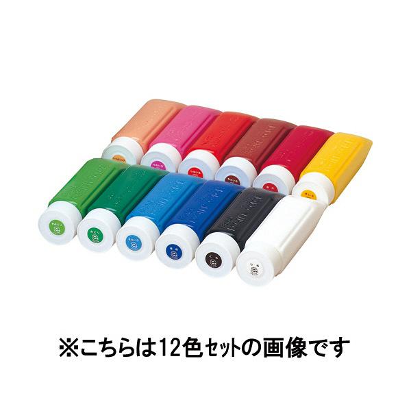 ぺんてる ポスターカラークラス用 朱 YNG3T10 (直送品)
