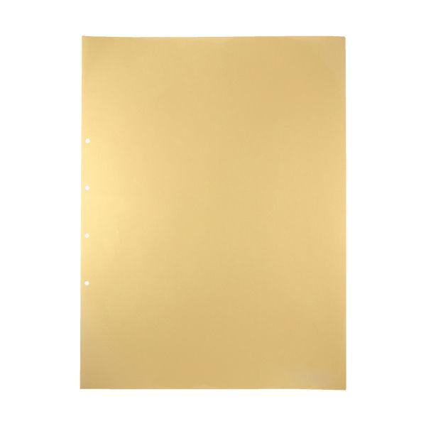 キングジム デラックス透明ポケット A2S 4穴 107D 1パック(10枚入) (取寄品)