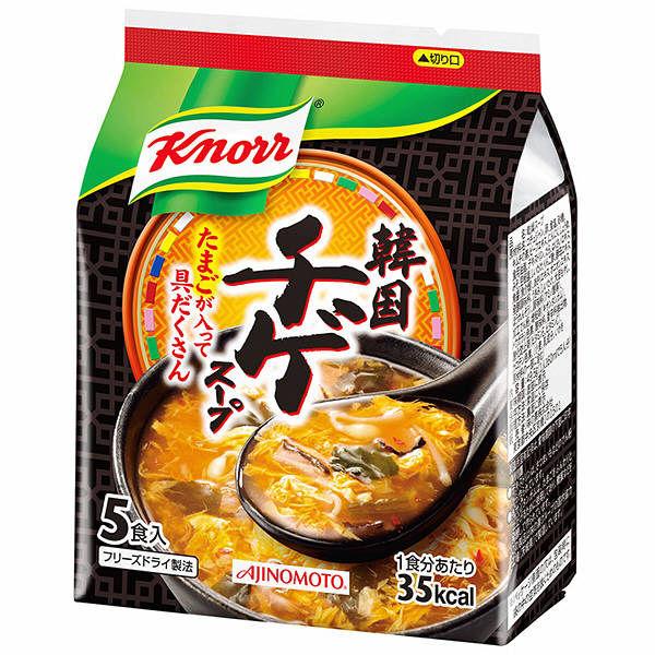 味の素 クノール韓国チゲスープ