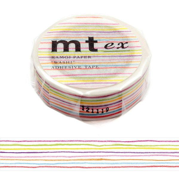 マスキングテープ mt ボーダー