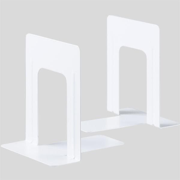 ブックエンド M 白 10組(20個)