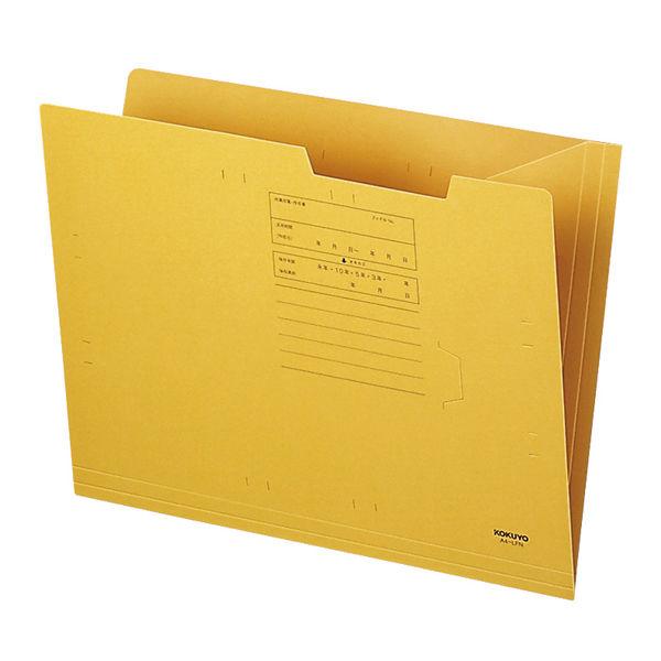 コクヨ オープン用品オープンフォルダーA4 A4-LFN 1パック(50冊入) (直送品)