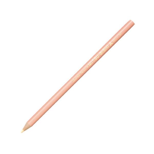 三菱鉛筆 色鉛筆 うす橙 K880.54 1箱(12本入) (直送品)