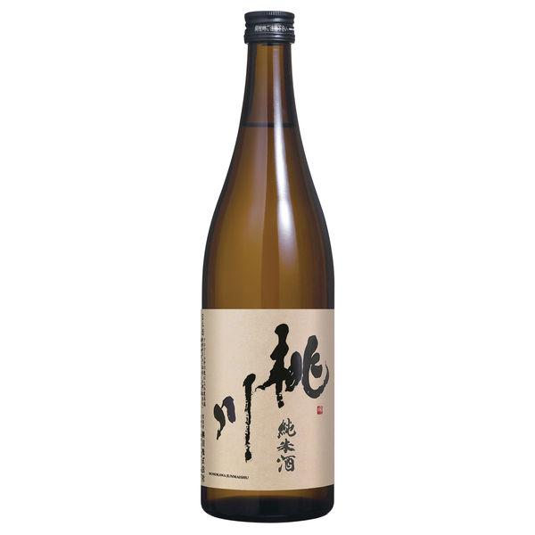 LOHACO - 桃川 純米酒 720ml 日本酒