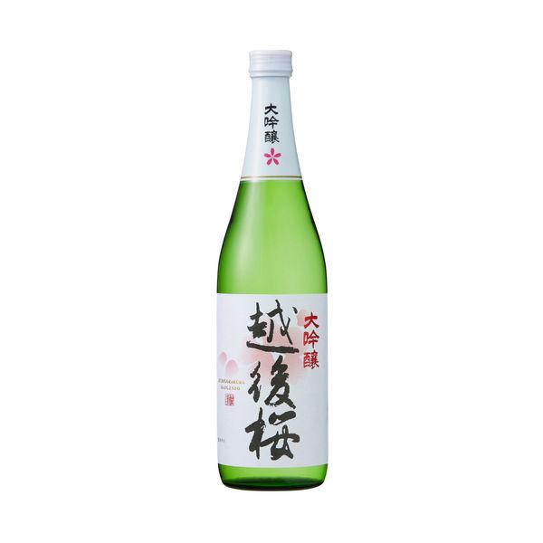 越後桜酒造 大吟醸 720ml