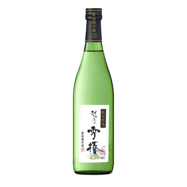 雪椿酒造 越乃雪椿 純米吟醸 花
