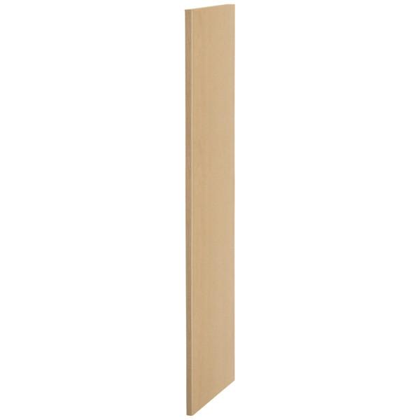 Ceha プレノストレージシステム オプション木製側板(高さ1175mm用) オーク 1枚