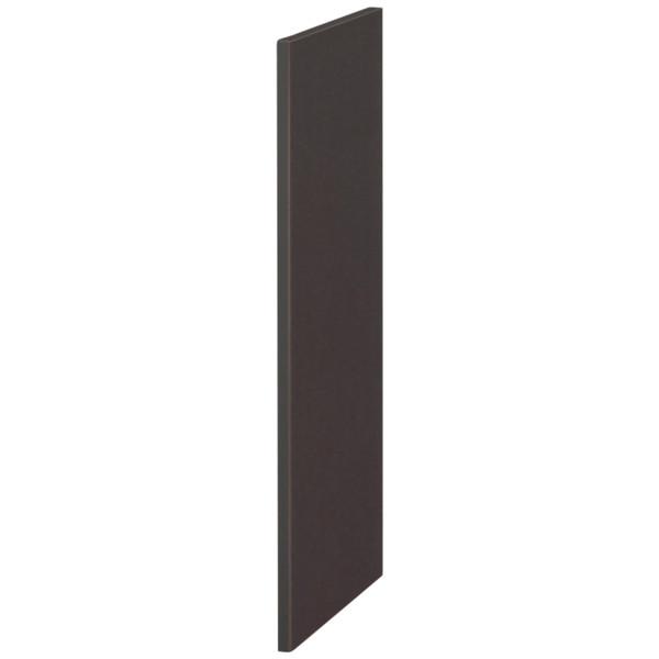 Ceha プレノストレージシステム オプション木製側板(高さ807mm用) ダーク 1枚