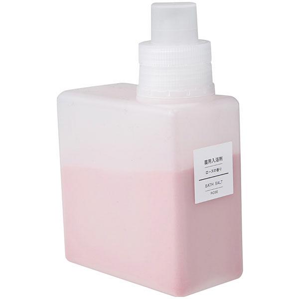 薬用入浴剤・ローズの香り 500g