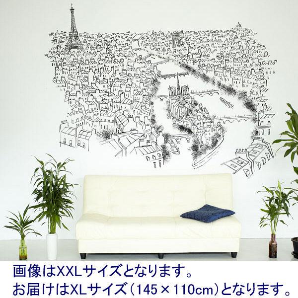 PARIS RIVER SEINE XL