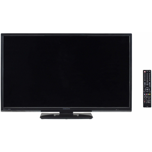 オリオン 32型液晶テレビ外付HDD対応