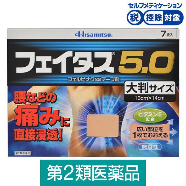 フェイタス5.0大判サイズ 7枚