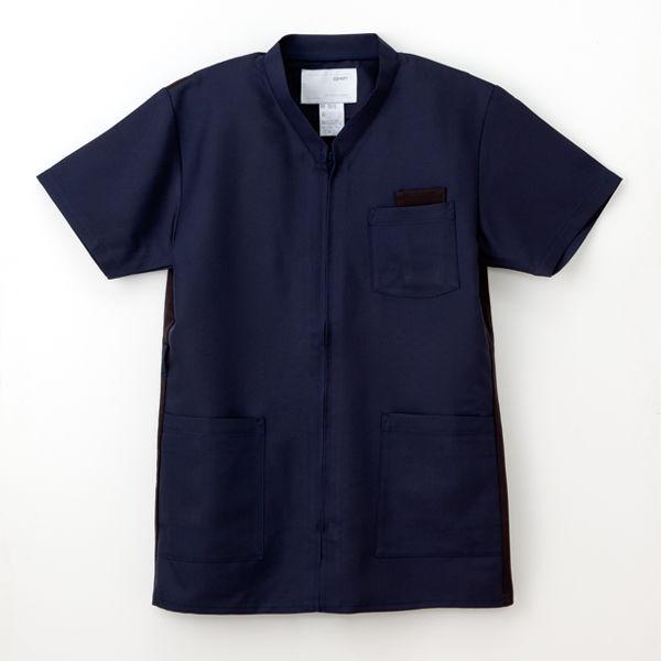 男女兼用上衣 ネイビー LL RT-5072 1枚  (取寄品)