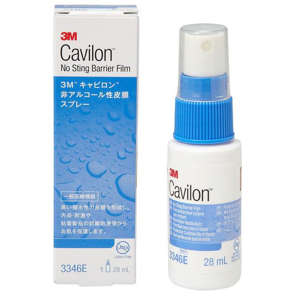 スリーエム ジャパン キャビロンTM非アルコール性皮膜 スプレータイプ 28mL 3346E