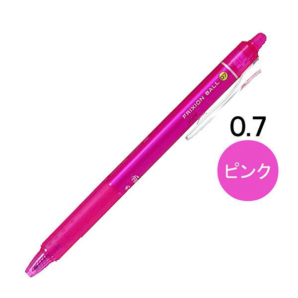 フリクションボールノック 0.7 ピンク