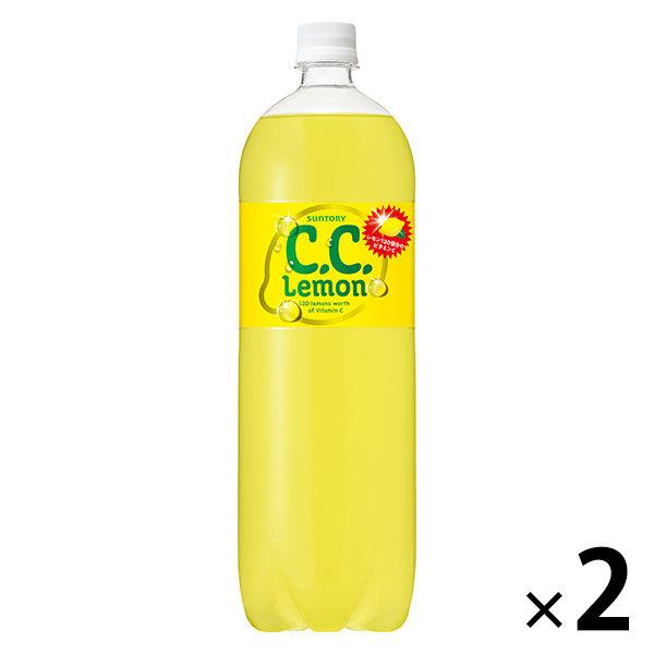 C.C.レモン 1.5L  2本