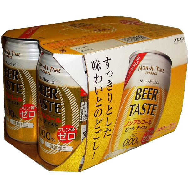 ノンアルタイム ビールテイスト350ml