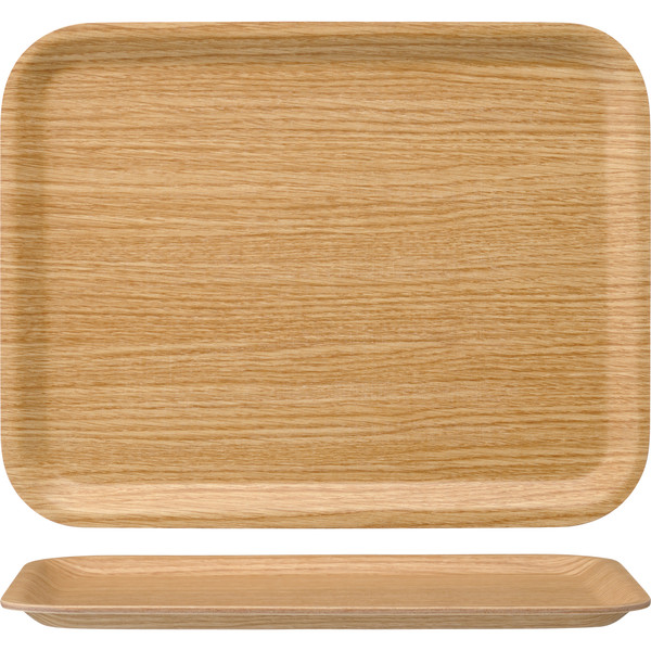 木製ノンスリップトレー M 12枚