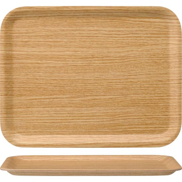木製ノンスリップトレー L 12枚