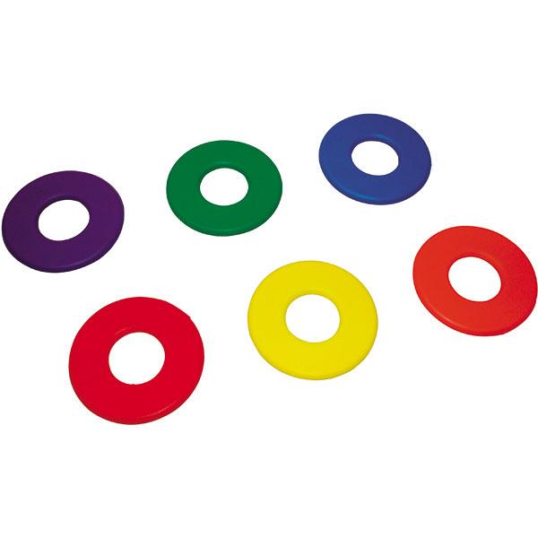 トーエイライト ソフトフォームリングディスク B3077 1組(6枚) (取寄品)