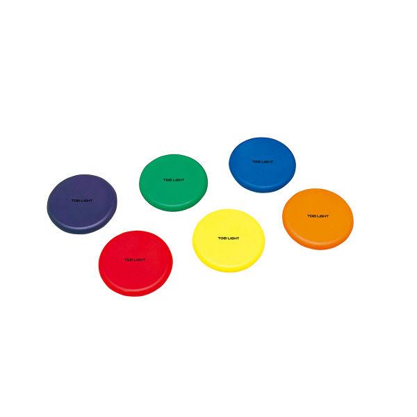 トーエイライト ソフトフォームディスク B7995 1組(6枚) (取寄品)